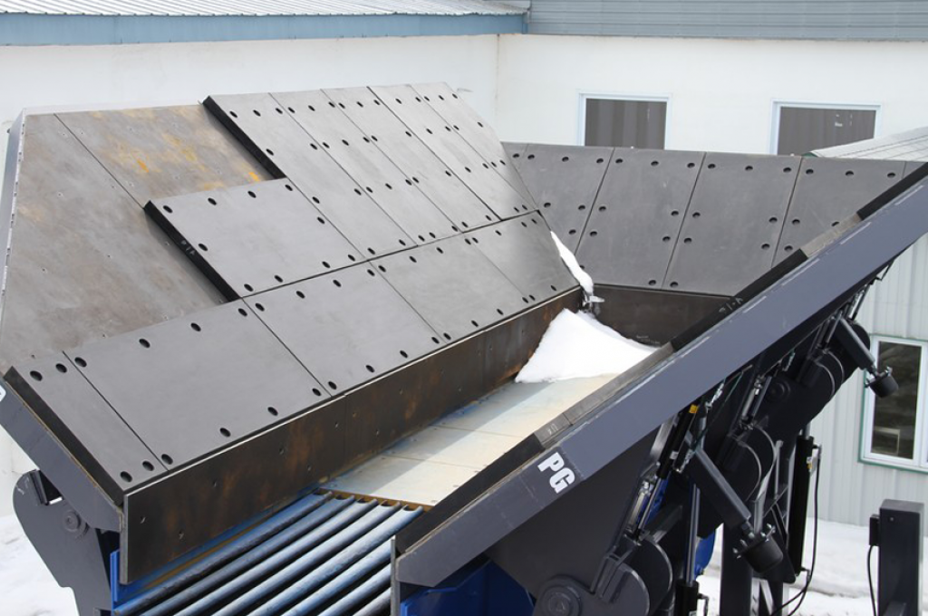 RUBBER LINER CHUTE 2